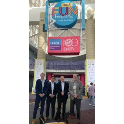 UDC Forward for Fun at IAAPA 2018 Exhibition