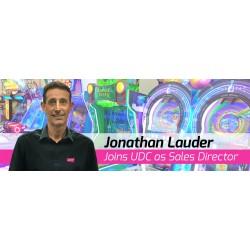 Jonathan Lauder Joins UDC
