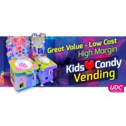 Kids Love Candy Vending
