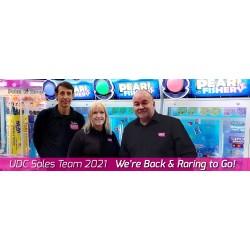 UDC Sales Team Back in the Saddle