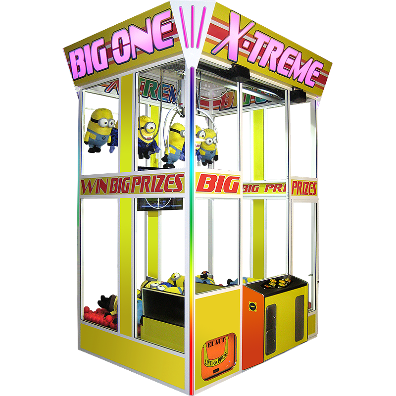 Big One X-Treme Crane