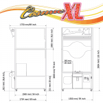 Cosmic XL Crane