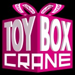 Toy Box Mini Crane