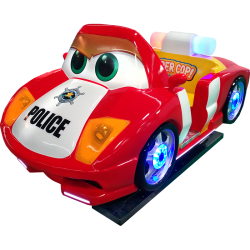 Super Cop Kiddie Ride