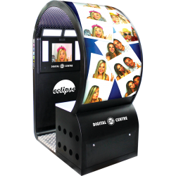 Eclipse LED Photo Booth