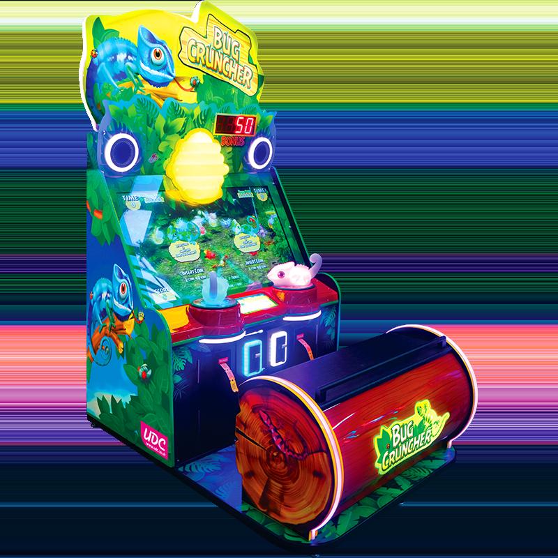 Bug Cruncher 2 Player