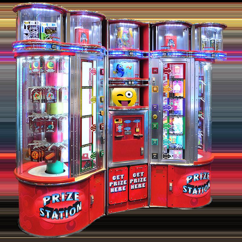 Prize Station