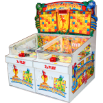 Adder's & Ladder's 2p Roll-Down 2 Player