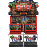 Dracula 2 Player 10p Ticket Slots