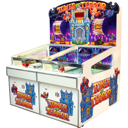Tower of Terror 2p Roll-Down 2 Player