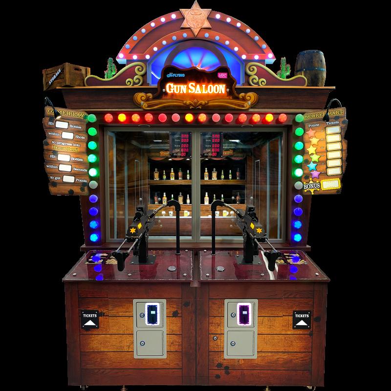Gun Saloon