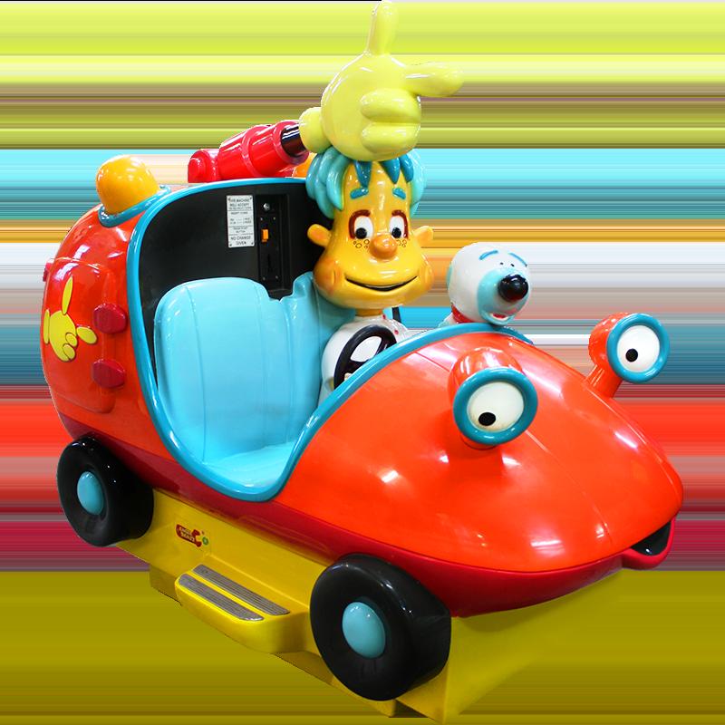 Engie Benjy Kiddie Ride