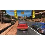 Sega Rally 3 Deluxe LCD