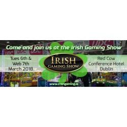 The Irish Gaming Show 2018